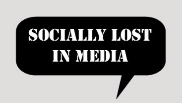 Logo for Socially Lost in Media Multilingual Social Media Manager
